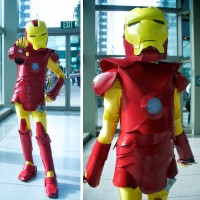 Classic Ironman cosplay