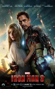 Iron-man 3 poster