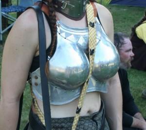 Brystplade til kvinder