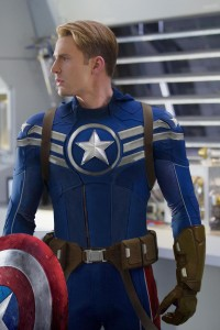 Captain America 2 outfit