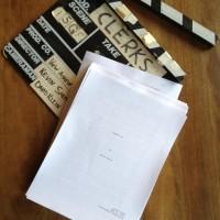 Clerks III-manuskript