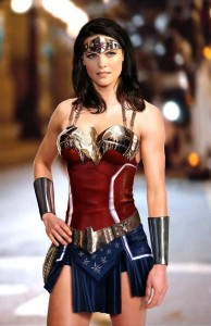 Jaimie Alexander Wonder Woman