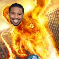 fantastic_four human torch Michael B. Jordan