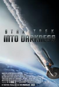 star trek into darkness poster enterprise