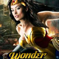 Olivia Wilde som Wonder Woman.